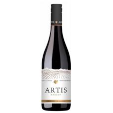 """Bezalkoholiskais vīns """"Artis Merlot""""  0.75L pussauss sarkans"""