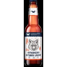 "Alus ""Gorkovskaja Brewery American Lager"" 5.2% 0.44L pudele%"