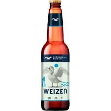 """Alus """"Gorkovskaja Brewery Weizen"""" 5% 0.44L pudele%"""