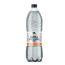 """Gāzēts bezalk. dzēr. """"Smith&Williams Grapefruit Juniper Tonic Water"""" 1.5L"""