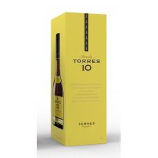"""Brendijs """"Torres 10"""" 38% 0.7L (gift box) %"""